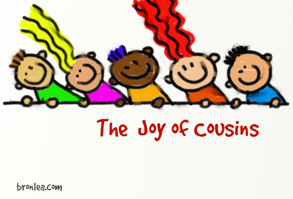 The Joy of Cousins