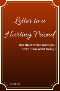 A Letter To a Hurting Friend-2