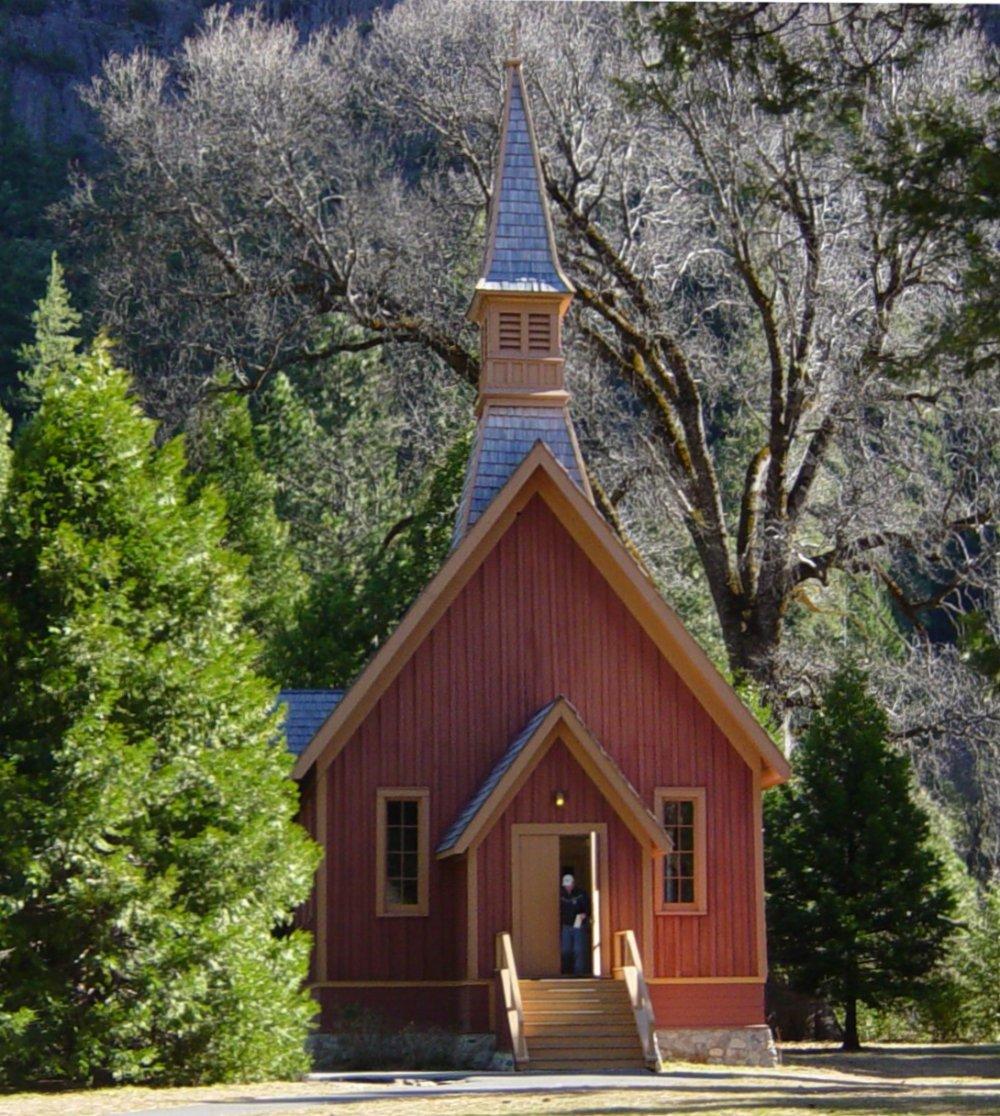 Yosemite_Chapel_in_November_2004