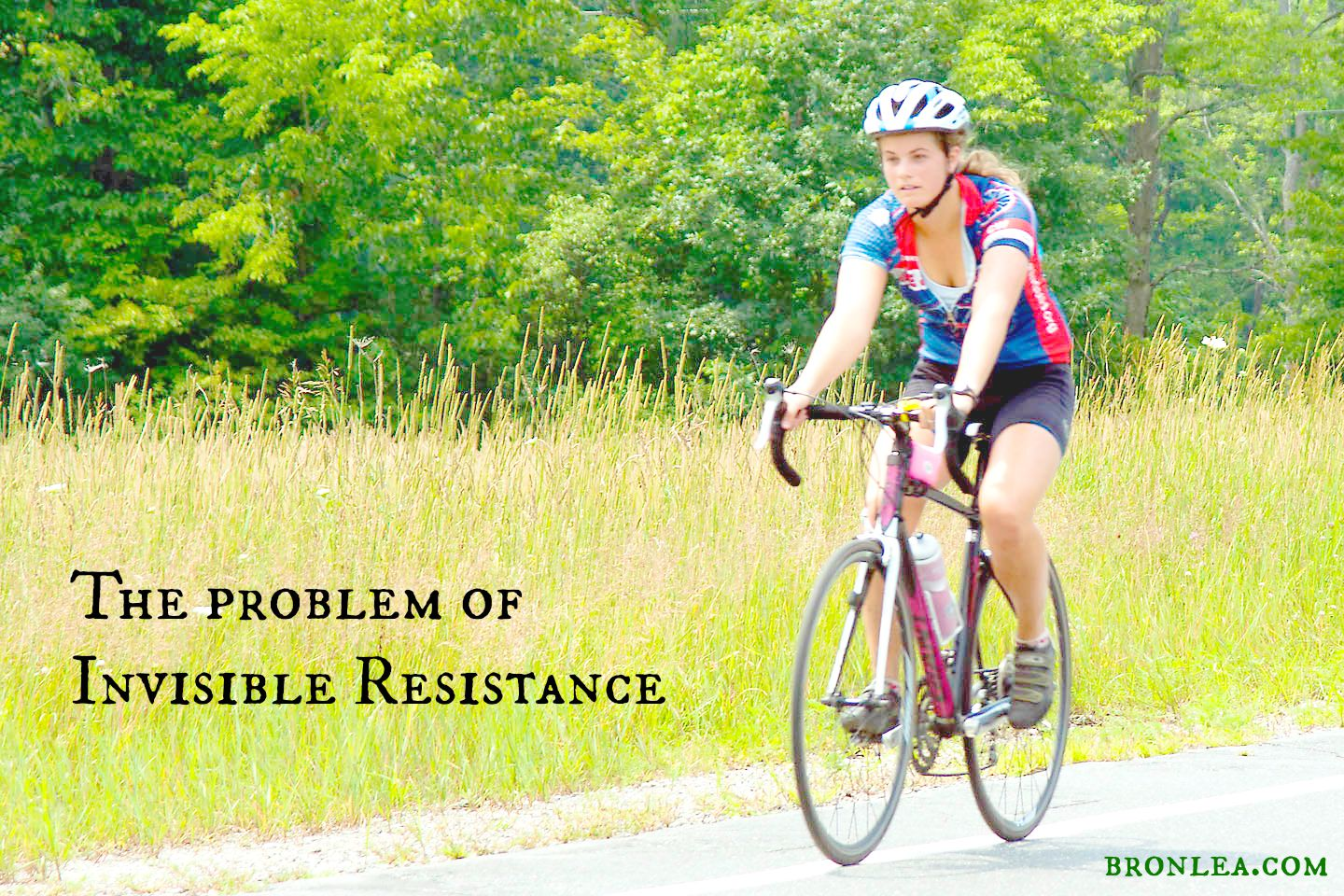 The Problem of Invisible Resistance