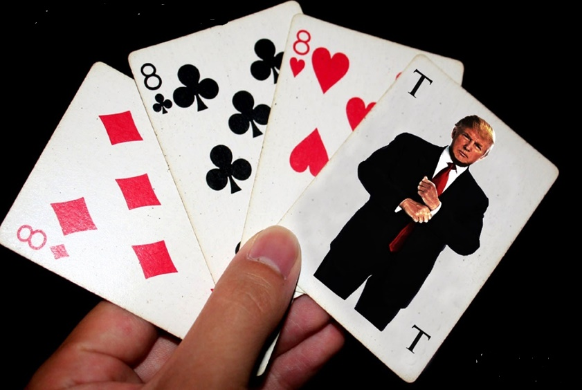 Let's Play No-Trumps (some thoughts on how the cards are stacked this  election) – bronwyn's corner