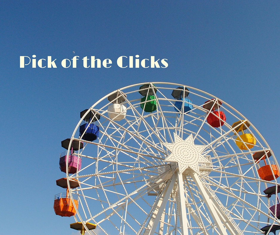 Pick of the Clicks Ferris Wheel